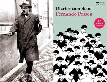 Prepu «Diarios completos» de Fernando Pessoa